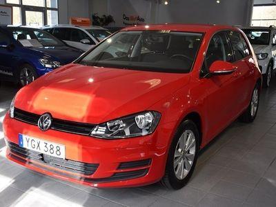 begagnad VW Golf 1.2 TSI Man