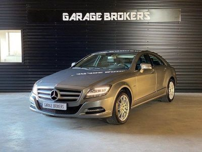 begagnad Mercedes CLS350 CDI BlueEFFICIENCY 7G-Tronic Plus 265hk
