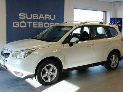 begagnad Subaru Forester 2.0i XS Aut (150hk) *Vinterhjul, Dragkrok*