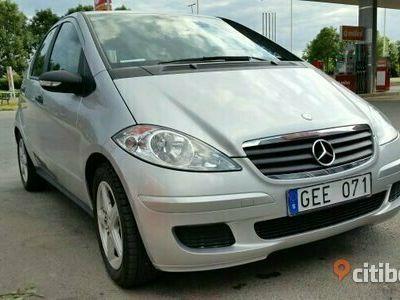 begagnad Mercedes A150 2008, Lågmilare, Skattad, Bes, Automat, Tiptronic, Dragkrok
