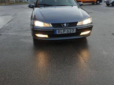 begagnad Peugeot 406 3.0 V6 lågt miltal