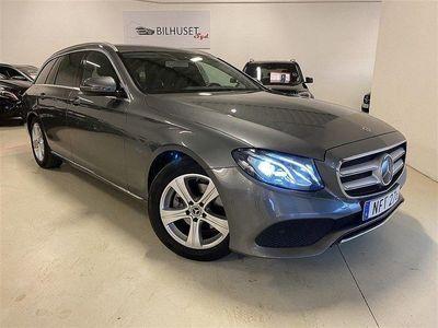 begagnad Mercedes E200 Burmester/Navi/Drag/Dis