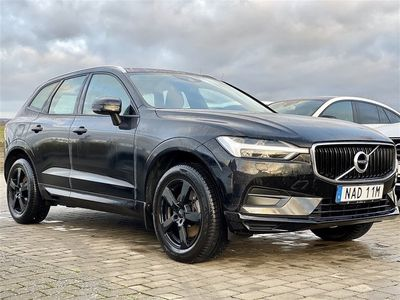 begagnad Volvo XC60 D4 AWD Momentum Advanced Edition