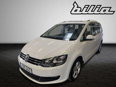 begagnad VW Sharan 2.0 BlueTDI Premium, Comfor -15