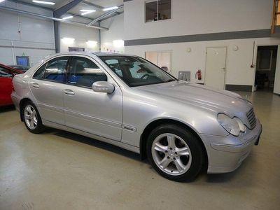 begagnad Mercedes C240 170hk/ Automat/ Sedan