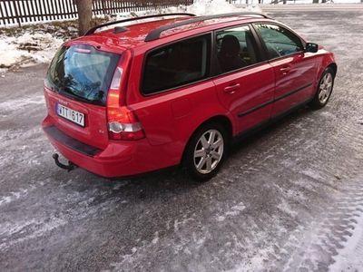 begagnad Volvo V50 2,4i 170Hk dragkrok. -05