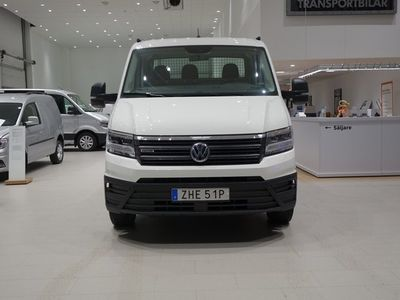 begagnad VW Crafter Chassi 177HK MAN 4M