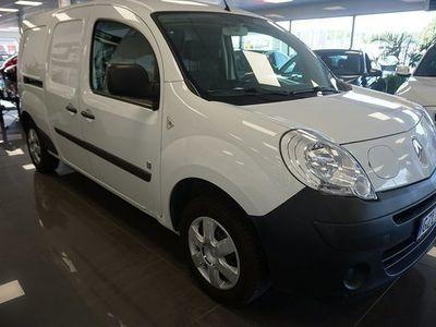 begagnad Renault Kangoo Z.E. Express Maxi 22 kWh Single Speed 2012, Transportbil 69 900 kr