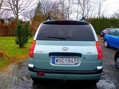 begagnad Hyundai Matrix 1.8 (122hk) 1ägare drag sv-såld