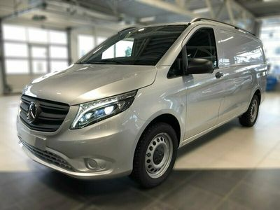 begagnad Mercedes Vito 116 CDI 4x4 Lång 9G-Tronic Euro 6 163hk