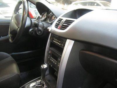 begagnad Peugeot 207 CC CABRIOL 1,6 TIPT - AUTOMAT - RÄNTEFRITT