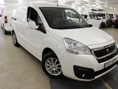 begagnad Peugeot Partner Skåp 1,6 BlueHDi 3,3m2 L1 3-S