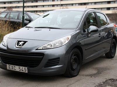 begagnad Peugeot 207 1.4 (95HK) 5DR 932 ÅRSKATT 1-ÄGARE