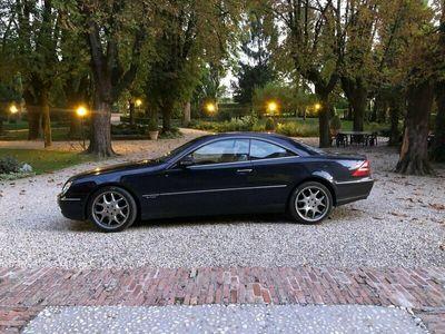 begagnad Mercedes CL600