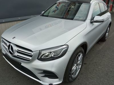 begagnad Mercedes GLC220 d 4-MATIC Aut /Demobil -19