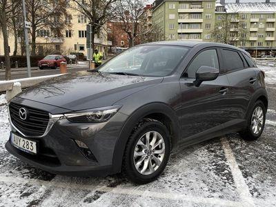 begagnad Mazda CX-3 2.0 SkyActiv, 121 hk, Nav