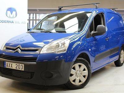 brugt Citroën Berlingo 1.6 HDi AUT 92hk