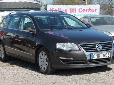 begagnad VW Passat Variant 2.0 TDI DSG Sekventiell 140hk