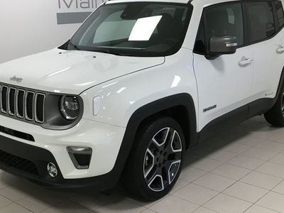begagnad Jeep Renegade JEEP RENEGADE 1,3 FWD LIMITED