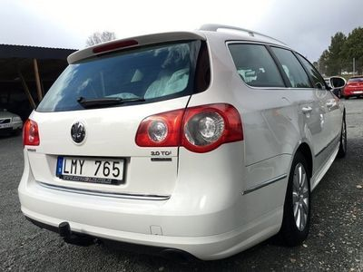 begagnad VW Passat 2.0TDi 170HK/4-Motion/R-Lin -10