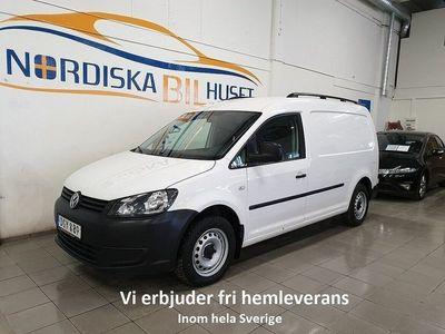 begagnad VW Caddy Maxi SKÅP 1.6 TDI 102HK leasingsbil