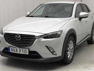 begagnad Mazda CX-3 1.5 DE AWD