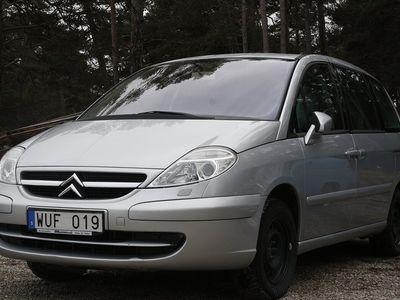 käytetty Citroën C8 2.0 Manuell, (136hk)