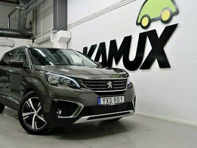 begagnad Peugeot 5008 1.6 BHDi | Allure | Backkamera | 7-sits 2018, SUV Pris 245 000 kr