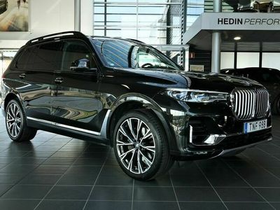 begagnad BMW X7 30d xDrive Pure Excellence