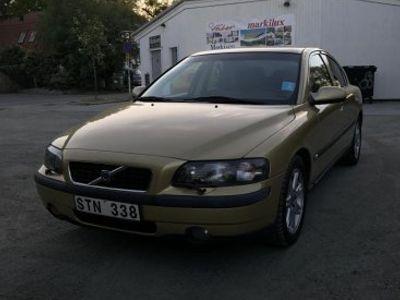 begagnad Volvo S60 2,4t 2001