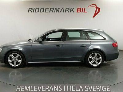 begagnad Audi A4 2.0 TDI Ultra Drag Nybesiktigad 2013, Kombi Pris 98 900 kr