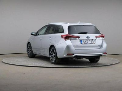 begagnad Toyota Auris 1.8 Hybrid Touch & Go Touring Sport
