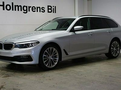 "begagnad BMW 520 d xDrive Nav Värmare Drag HiFi Pa+ 19"""