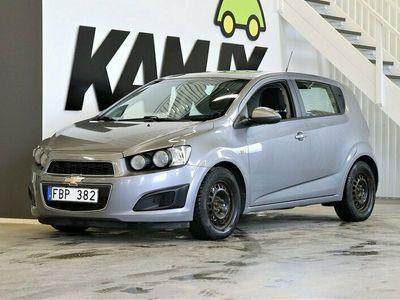 begagnad Chevrolet Aveo 1,3 CDTi M-värmare Drag S&V Hjul