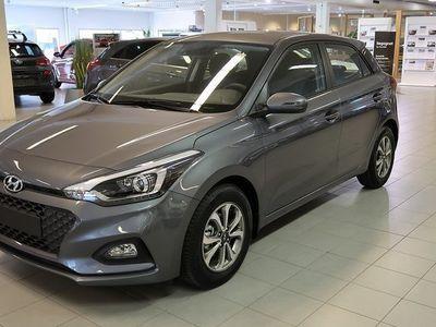 begagnad Hyundai i20 1.25 5D Nordic Edition 2019, Halvkombi 139 900 kr