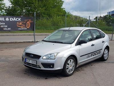 used Ford Focus 5-dörrars Halvkombi 1.8 Duratec 125hk