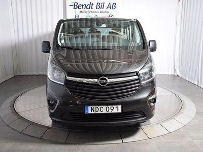 gebraucht Opel Vivaro Combi / 125hk BITURBO / 0,95% RÄN -16