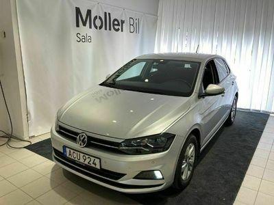 begagnad VW Polo TSI 95 MAN
