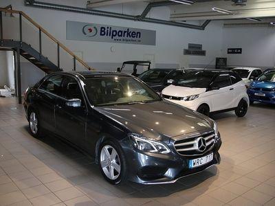 brugt Mercedes 350 E-Klass4MATIC 7G-Tronic AMG Euro 6 252hk