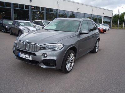 begagnad BMW X5 xDrive40e. M Sport. Navigation. Dragkrok. Harman Kardon.