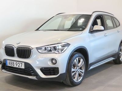 begagnad BMW X1 xDrive20d M-Sport Steptronic 190hk