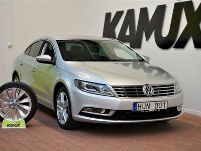 begagnad VW CC 2.0 TDI AUT DSG Drag S&V-hjul
