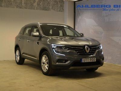 begagnad Renault Koleos Energy dCi 175 Zen A 4WD, ader, Apple Carplay, Navigation Europakarta, Ljus- och Regnsensor, Eluppvärmd framruta 2017, SUV 229 500 kr