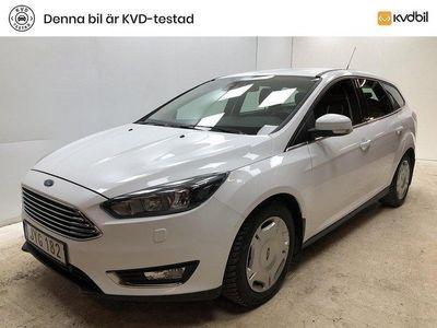 begagnad Ford Focus 1.5 TDCi Kombi (95hk)