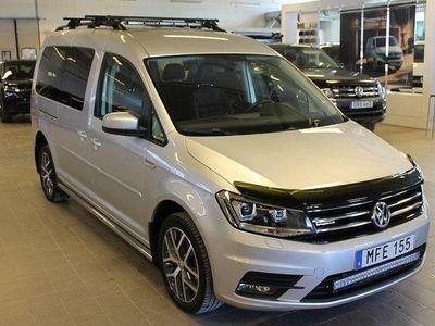 begagnad VW Caddy Maxi Life COMFORTLINE 2016, Personbil 284 000 kr