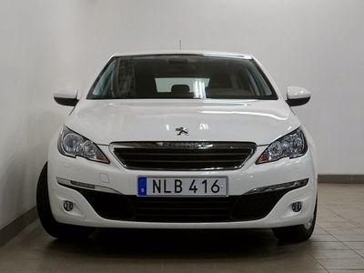 begagnad Peugeot 308 SW 1.6 BlueHDI 120 hk Aut Active Euro 6