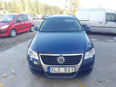 begagnad VW Passat Variant 2.0 FSI 150hk