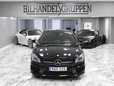 begagnad Mercedes CLA220 d AMG Auto Sv Såld Euro6 177hk