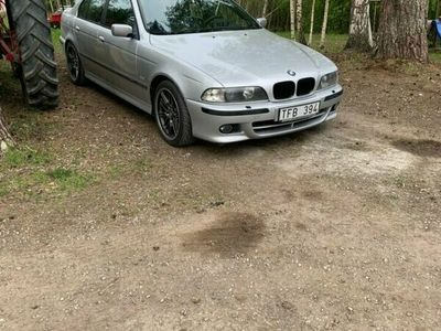 begagnad BMW 540 IA