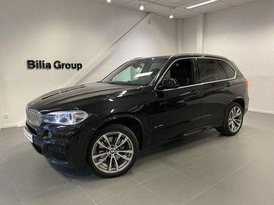 begagnad BMW X5 xDrive40e | M Sport | Navi | Drag | Ha